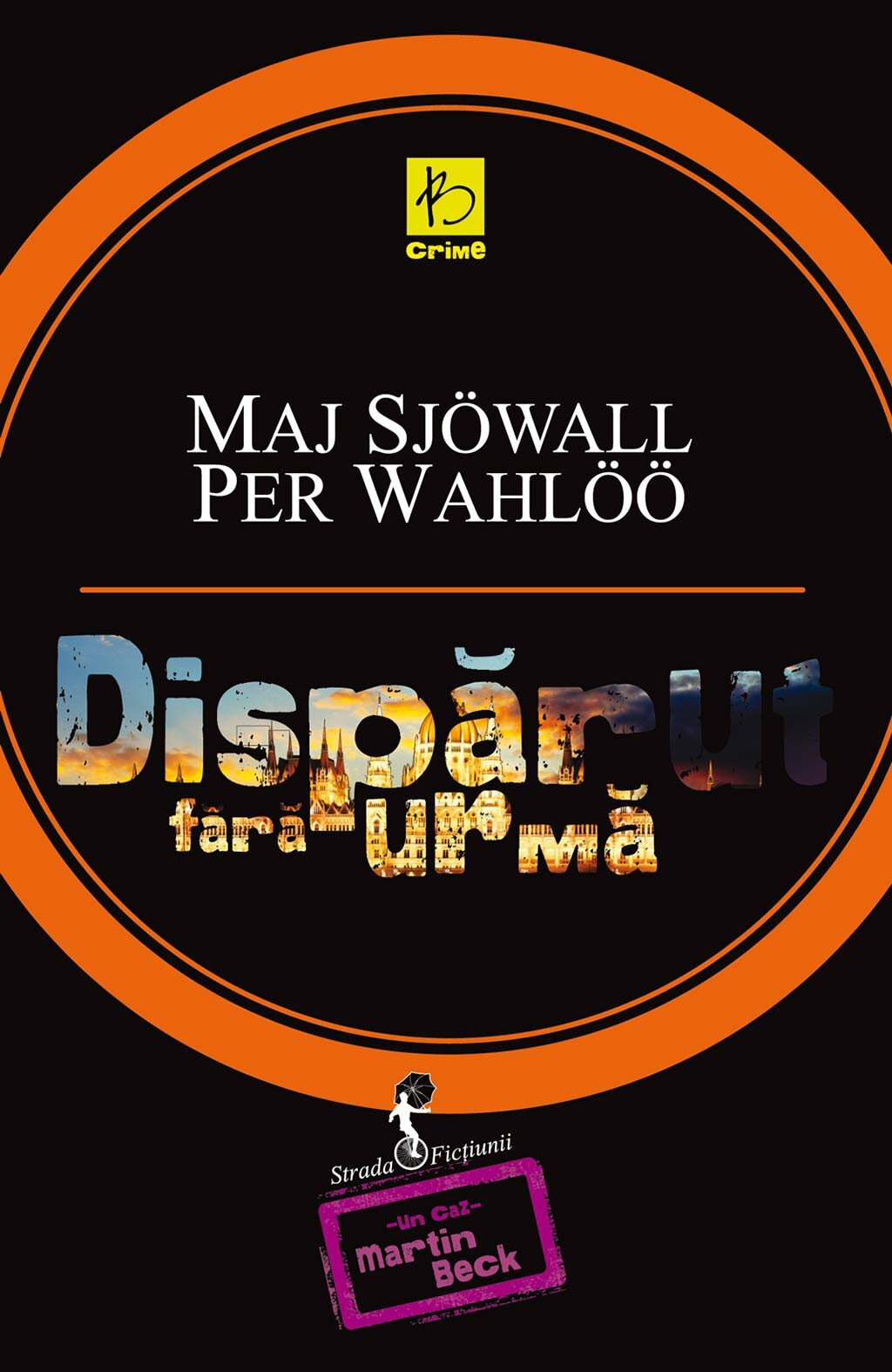 Disparut fara urma (eBook)