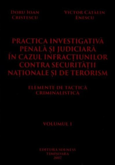 Coperta Carte Practica investigativa penala si judiciara - 2 volume