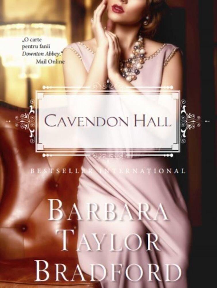Coperta Carte Cavendon Hall