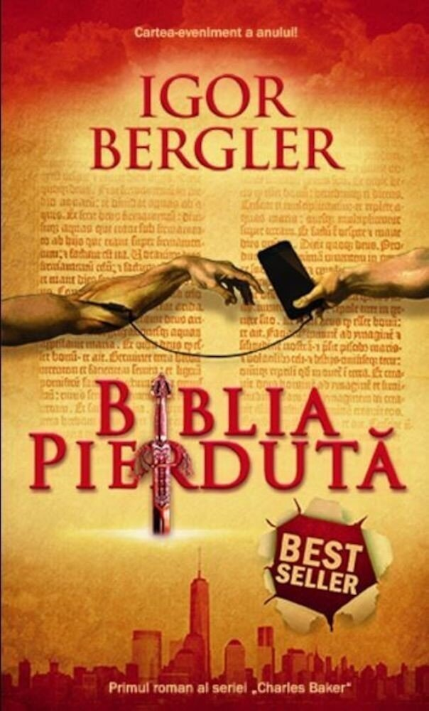 Coperta Carte Biblia pierduta (editie de buzunar)