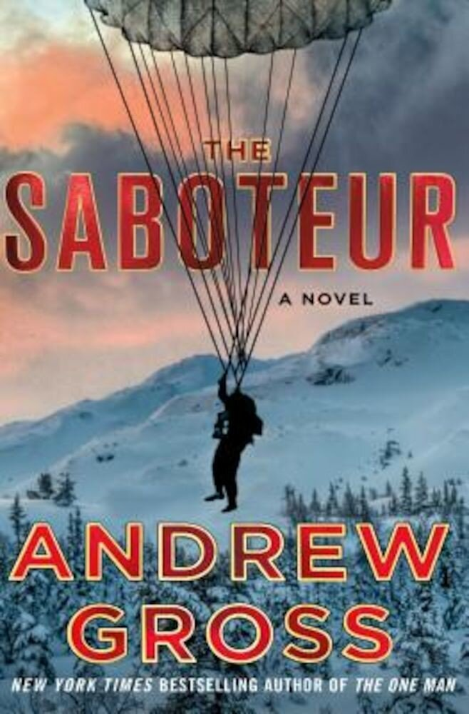The Saboteur, Hardcover
