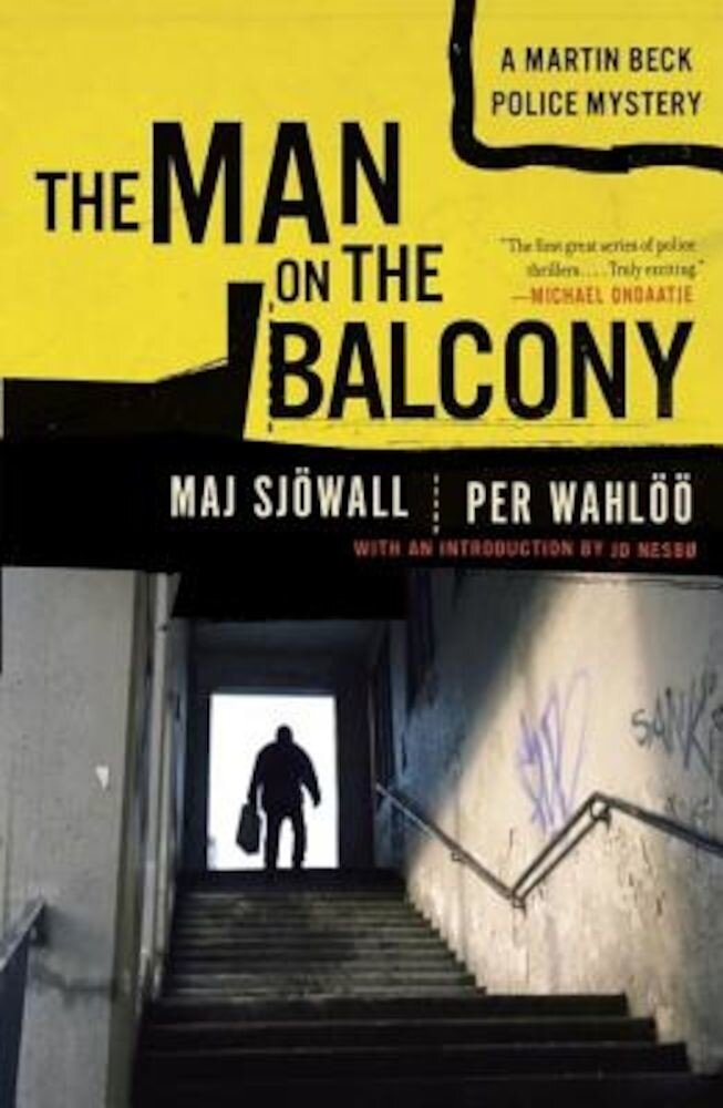 The Man on the Balcony, Paperback