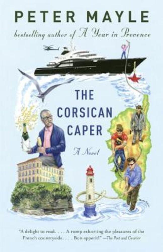 The Corsican Caper, Paperback
