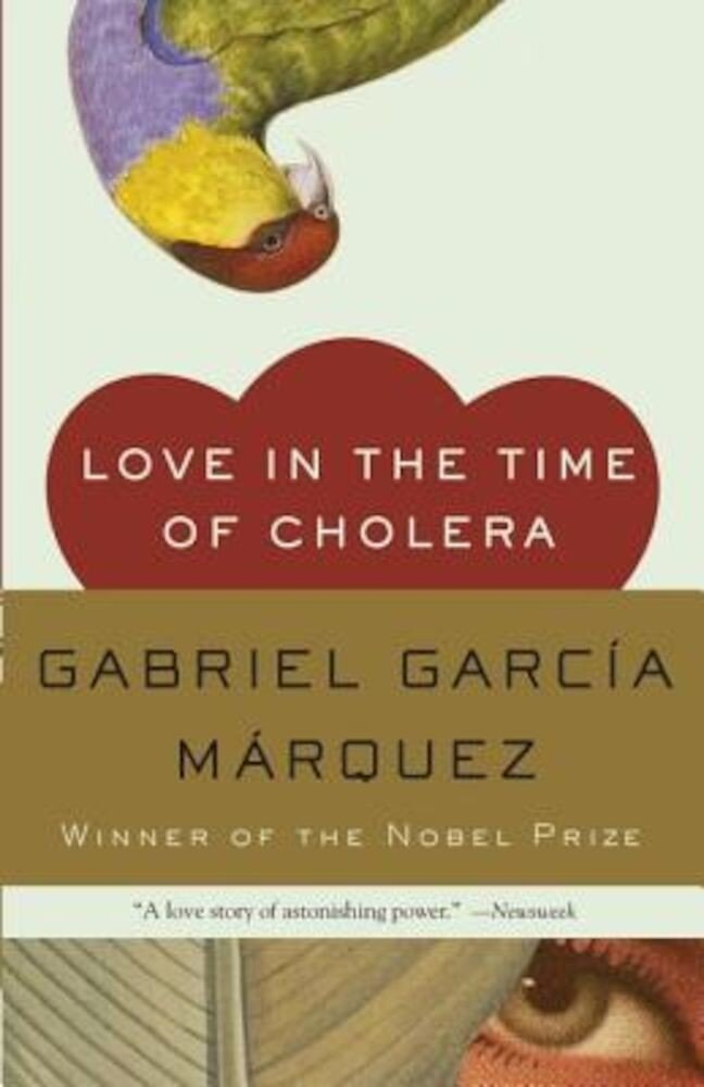 Love in the Time of Cholera, Paperback