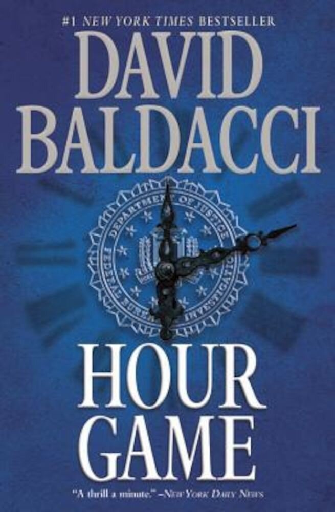 Hour Game, Paperback