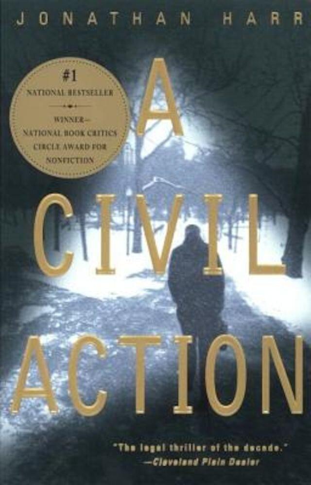 A Civil Action, Paperback