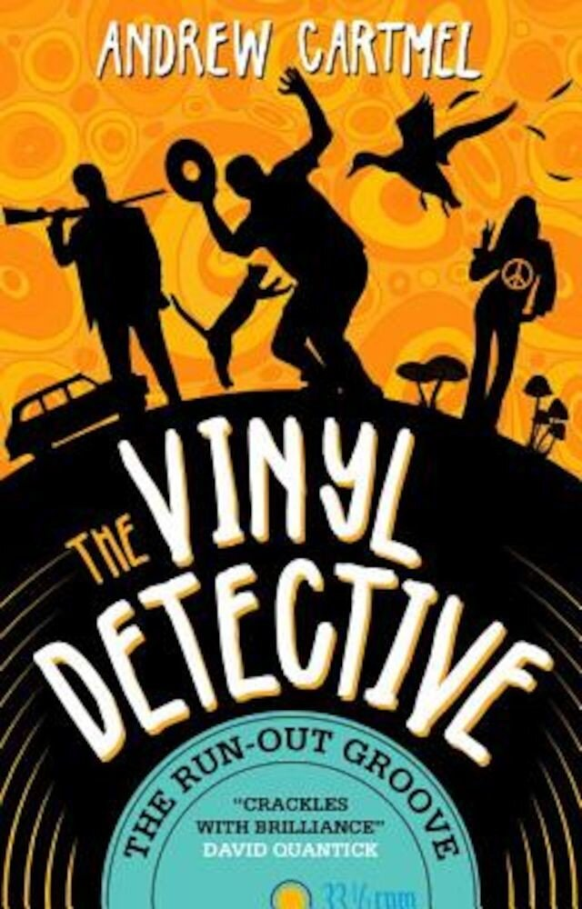The Vinyl Detective - The Run-Out Groove: Vinyl Detective 2, Paperback