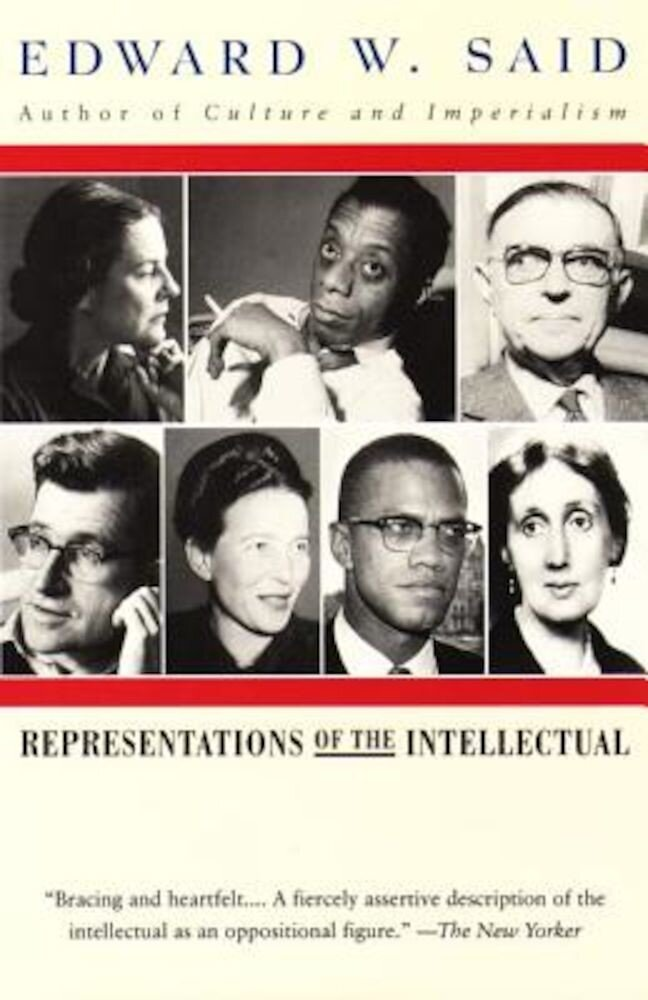 Representations of the Intellectual, Paperback