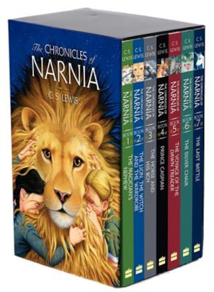 The Chronicles of Narnia Set, Paperback
