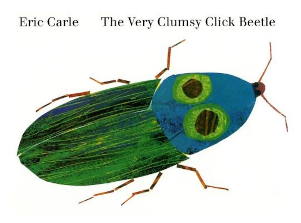 The Very Clumsy Click Beetle, Hardcover