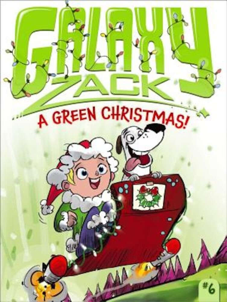 A Green Christmas!, Paperback