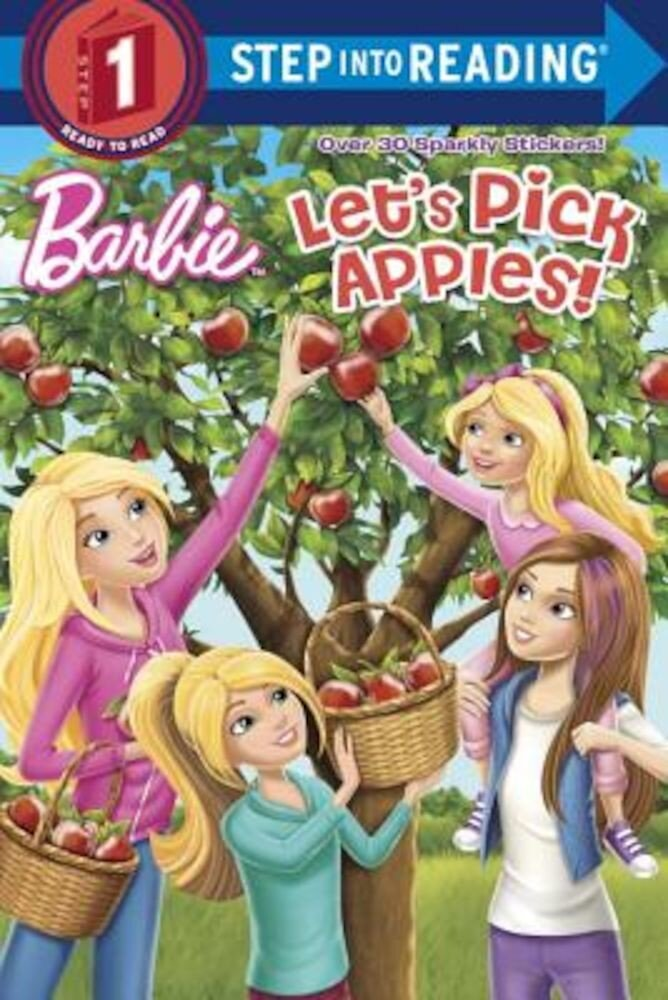 Let's Pick Apples! (Barbie), Paperback