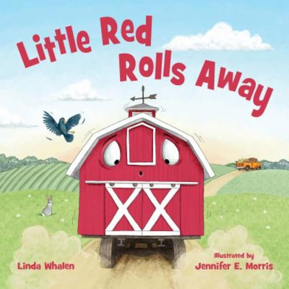 Little Red Rolls Away, Hardcover