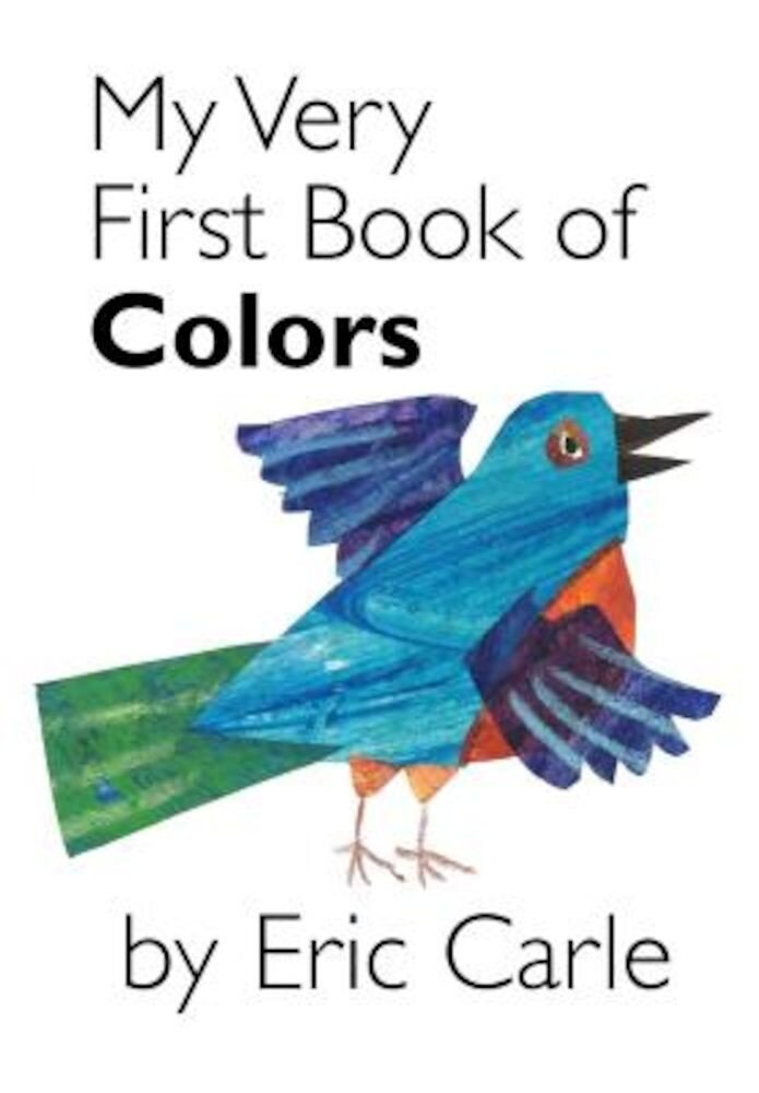My Very First Book of Colors, Hardcover