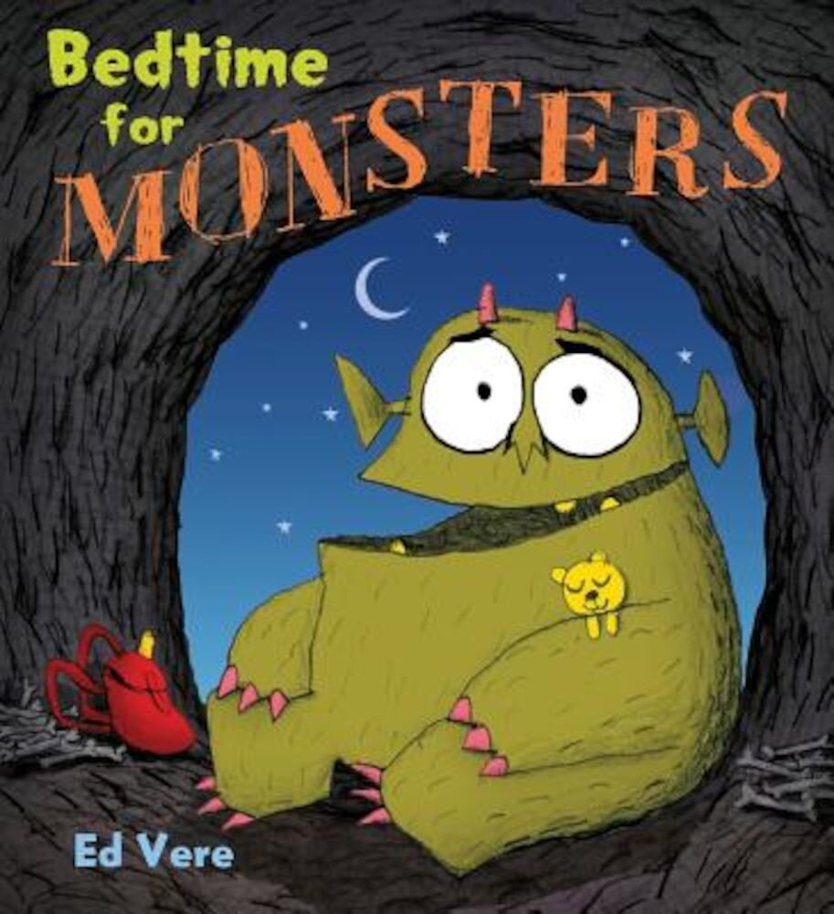 Bedtime for Monsters, Hardcover