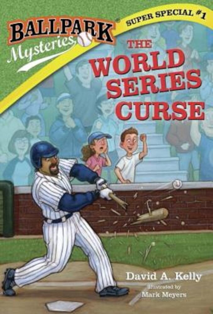 Ballpark Mysteries Super Special #1: The World Series Curse, Paperback