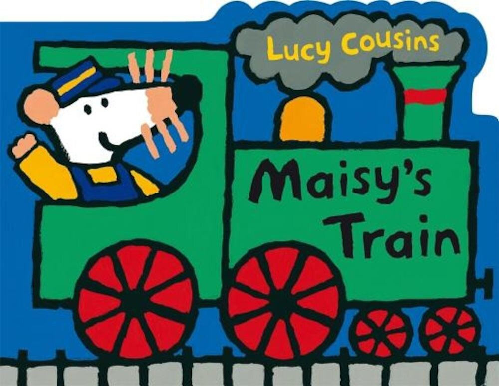Maisy's Train, Hardcover