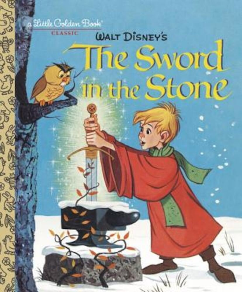The Sword in the Stone (Disney), Hardcover