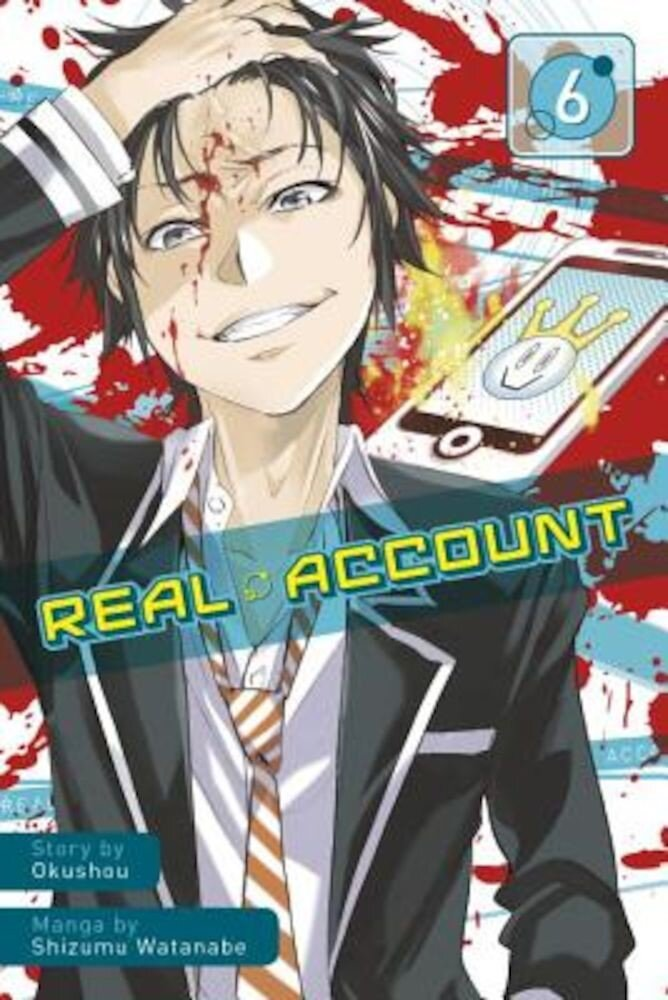 Real Account 6, Paperback