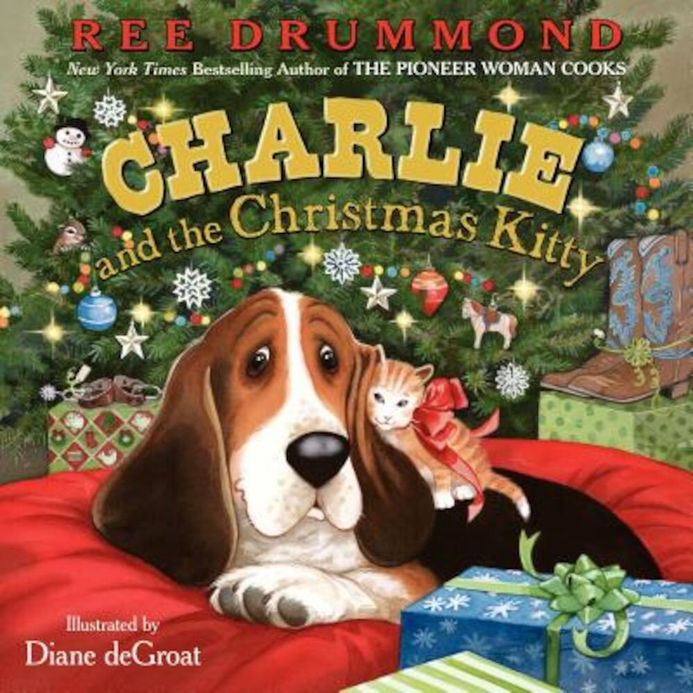 Charlie and the Christmas Kitty, Hardcover