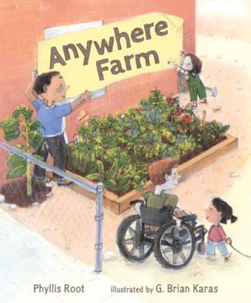 Anywhere Farm, Hardcover