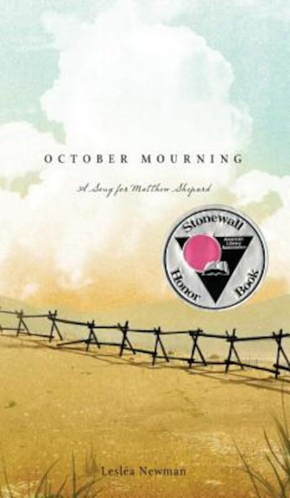 October Mourning: A Song for Matthew Shepard, Hardcover
