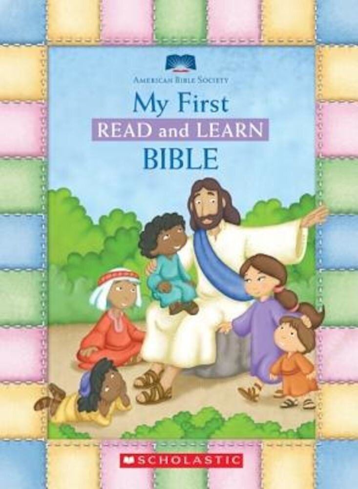 My First Read and Learn Bible, Hardcover