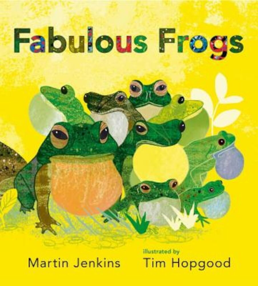 Fabulous Frogs, Hardcover