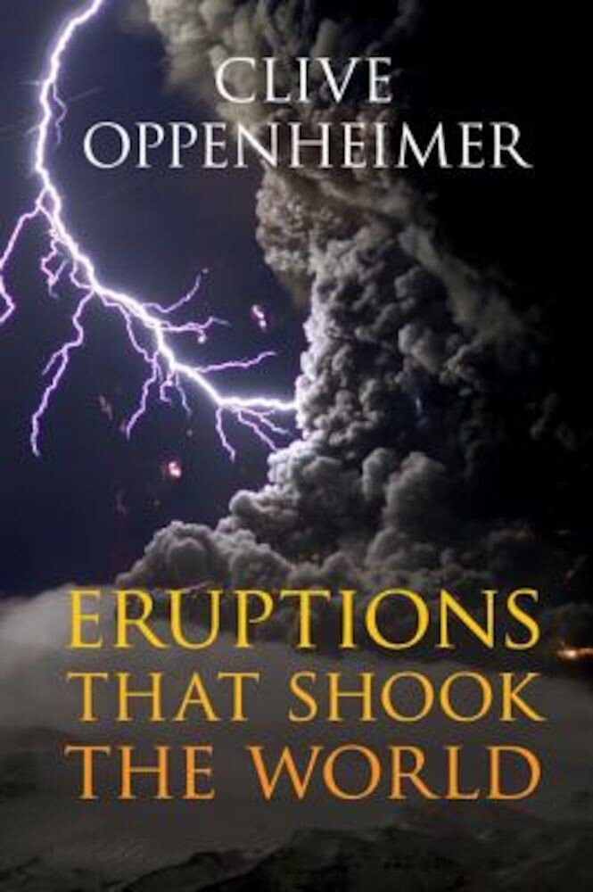 Eruptions That Shook the World, Hardcover
