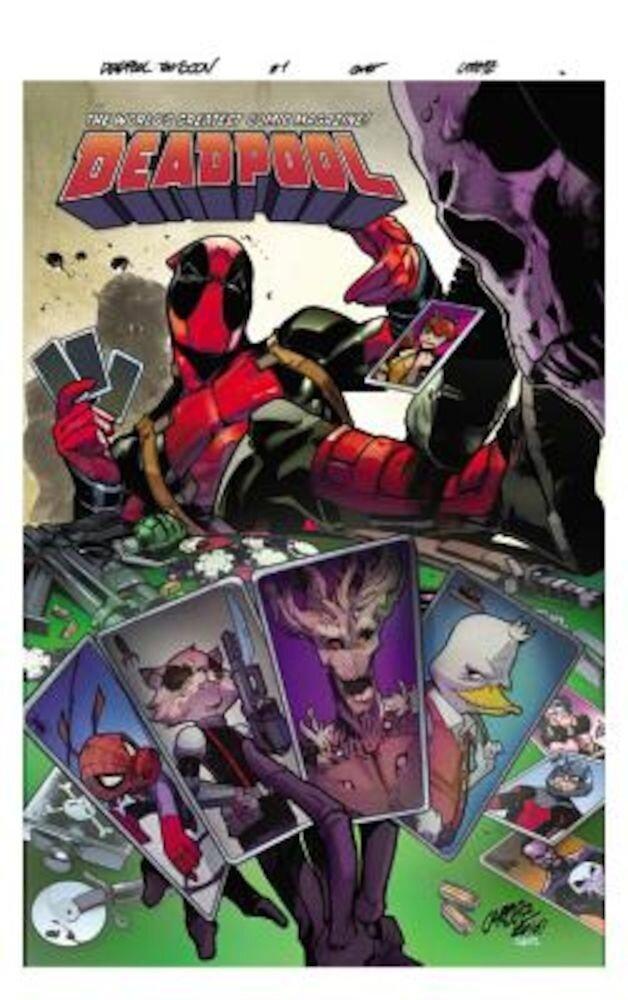 Deadpool: Too Soon?, Paperback