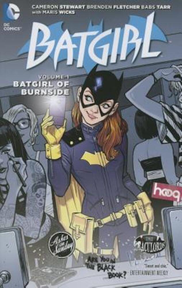 Batgirl Vol. 1: Batgirl of Burnside (the New 52), Paperback