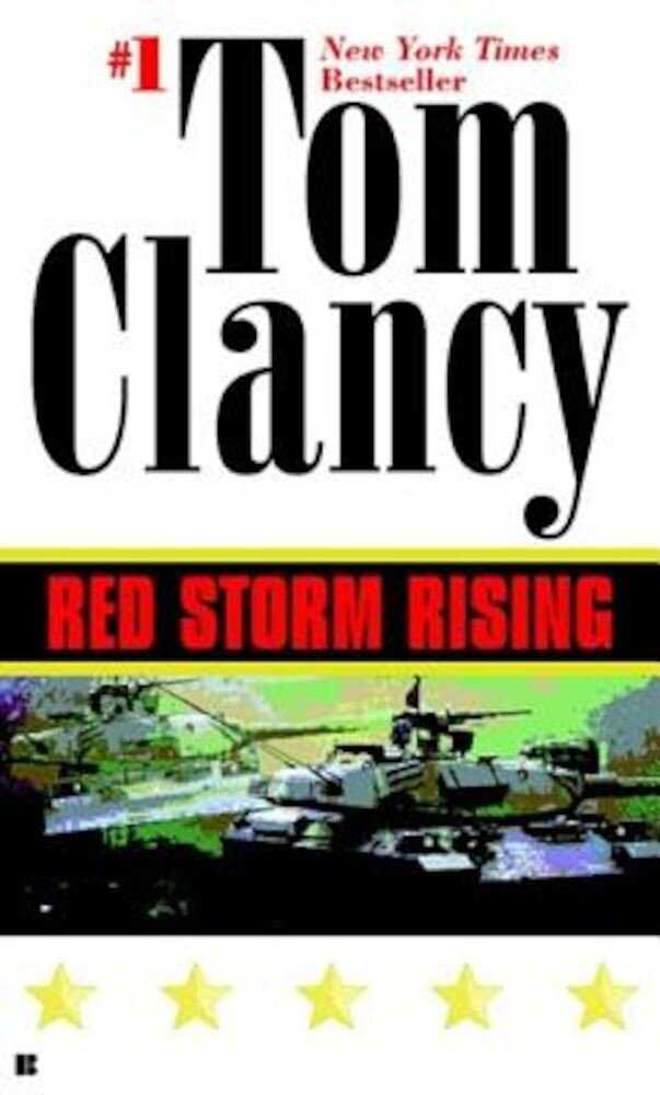 Red Storm Rising, Paperback
