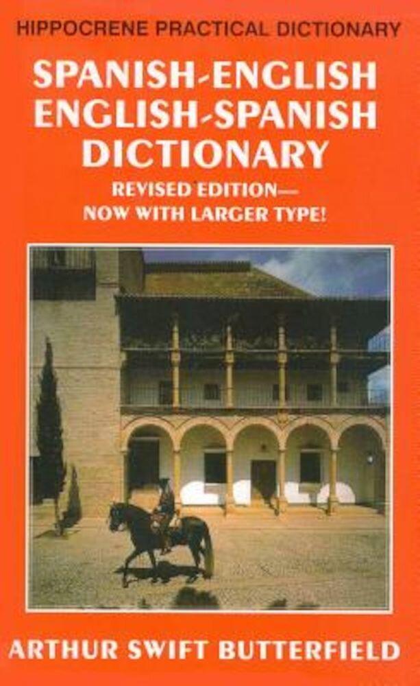 Spanish-English/English-Spanish Practical Dictionary, Paperback