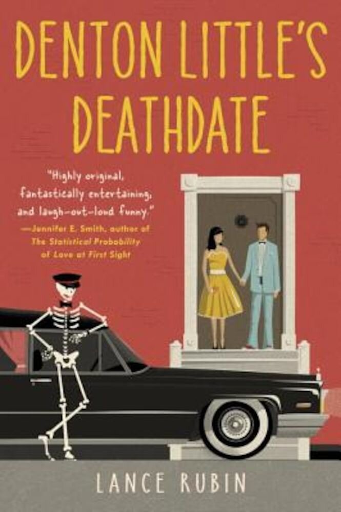 Denton Little's Deathdate, Paperback