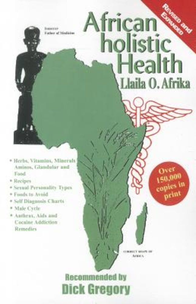African Holistic Health, Paperback