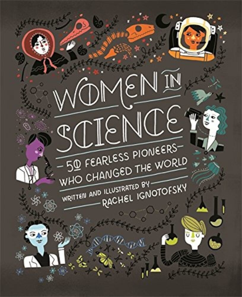 Coperta Carte Women In Science