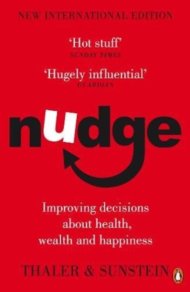 Coperta Carte Nudge: Improving Decisions About Health, Wealth and Happiness