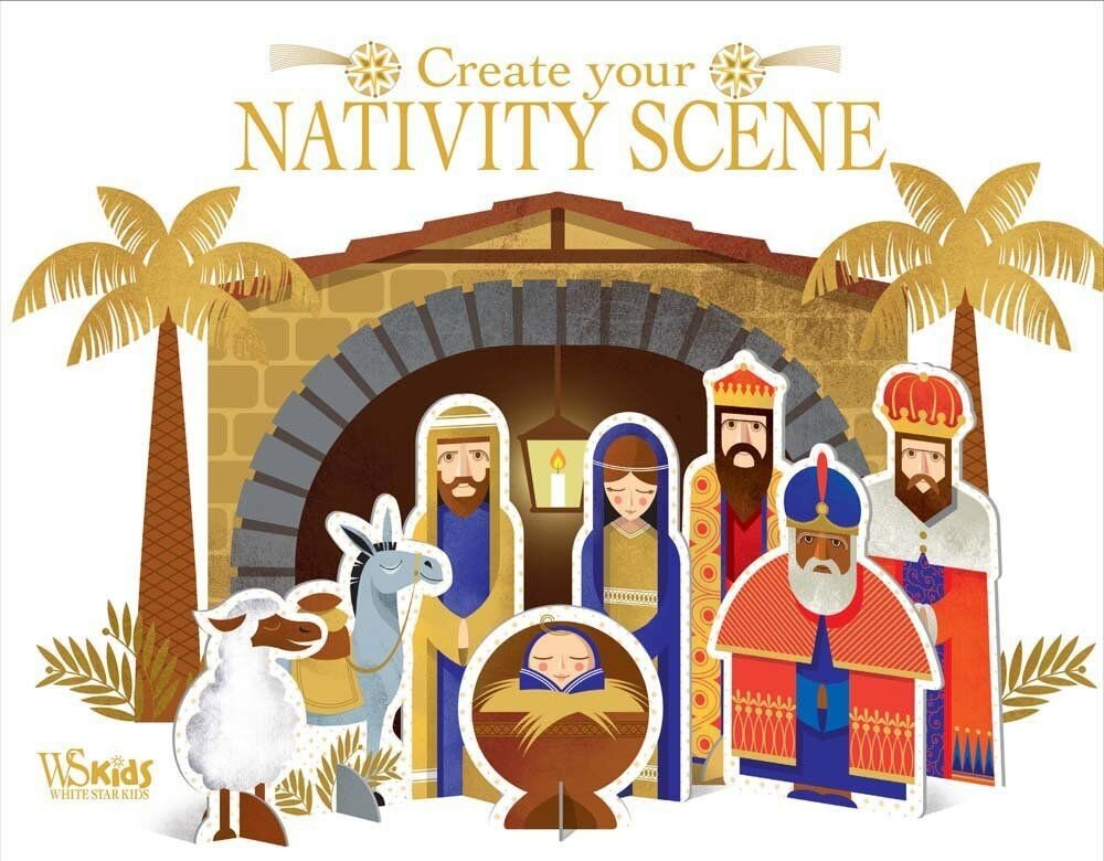 Create Your Nativity Scene