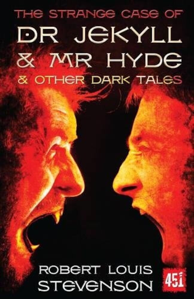Coperta Carte The Strange Case of Dr Jekyll and Mr Hyde