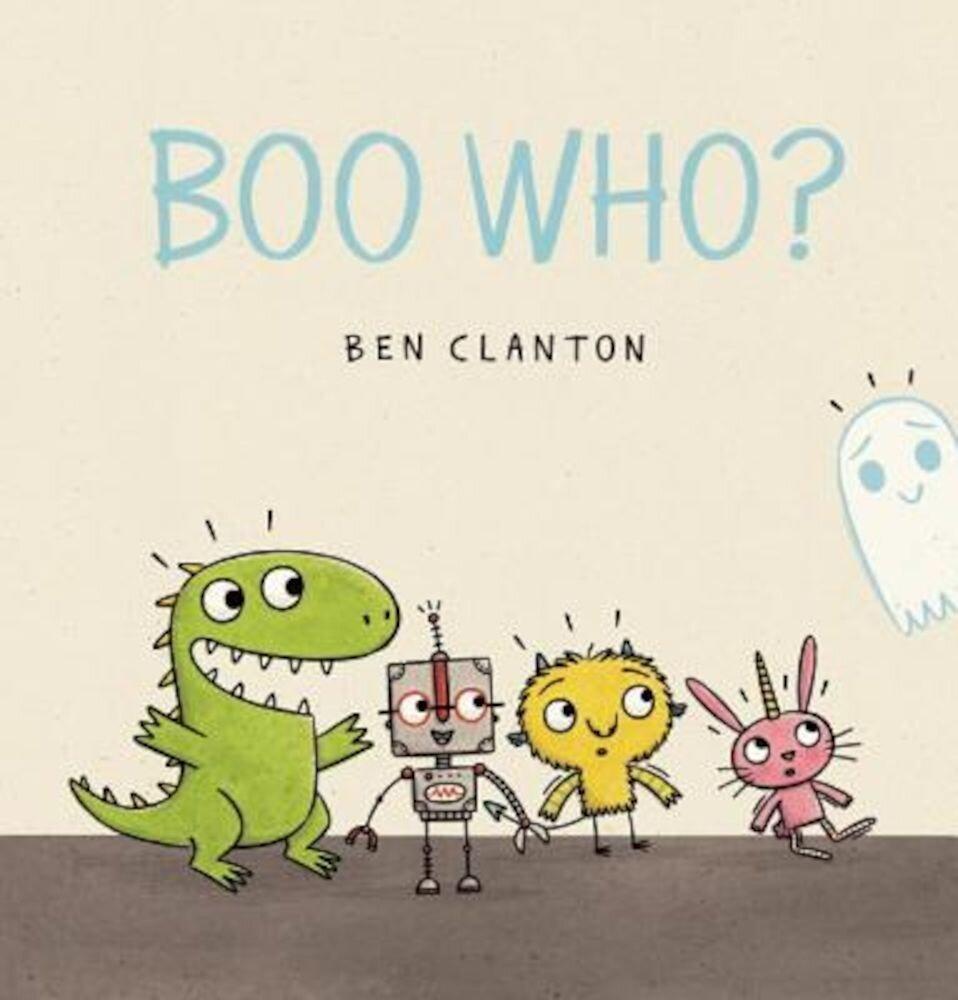 Boo Who?, Hardcover