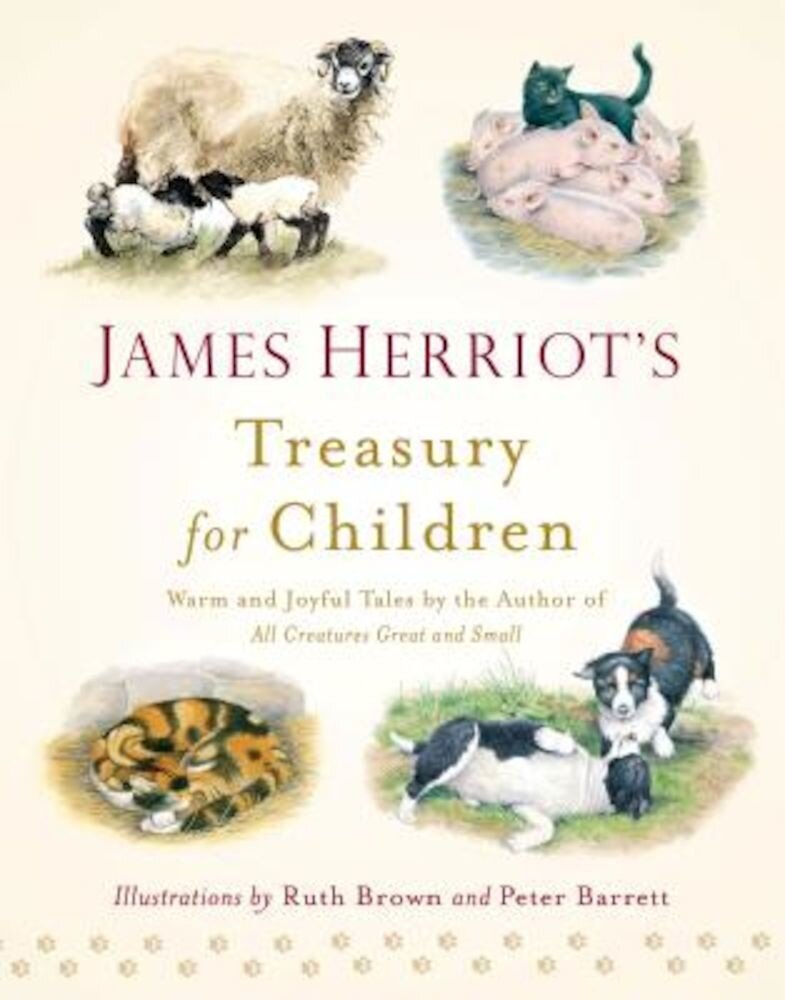 James Herriot's Treasury for Children, Hardcover