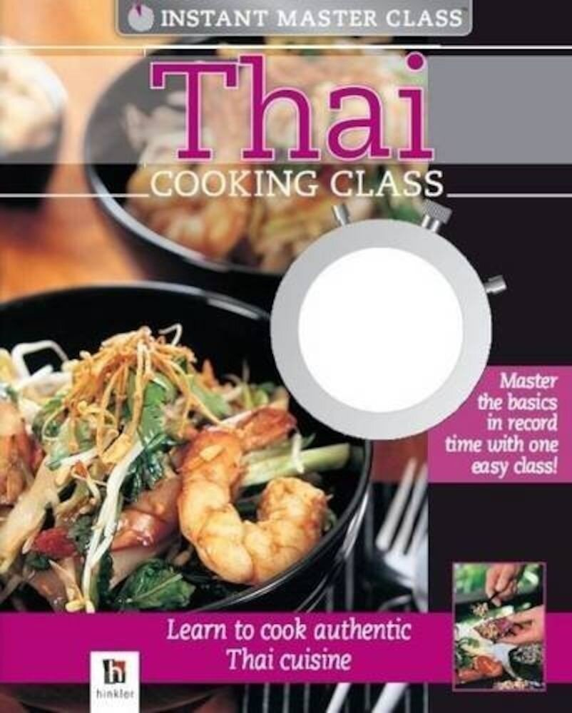 Instant Master Class Thai Cooking Class Book and DVD (PAL)