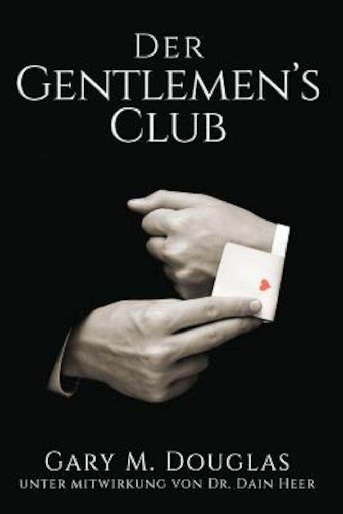 Der Gentlemen's Club - German, Paperback