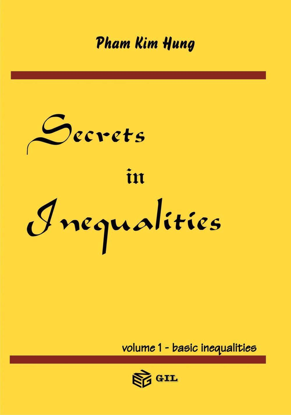Secrets in inequalities Vol I (eBook)
