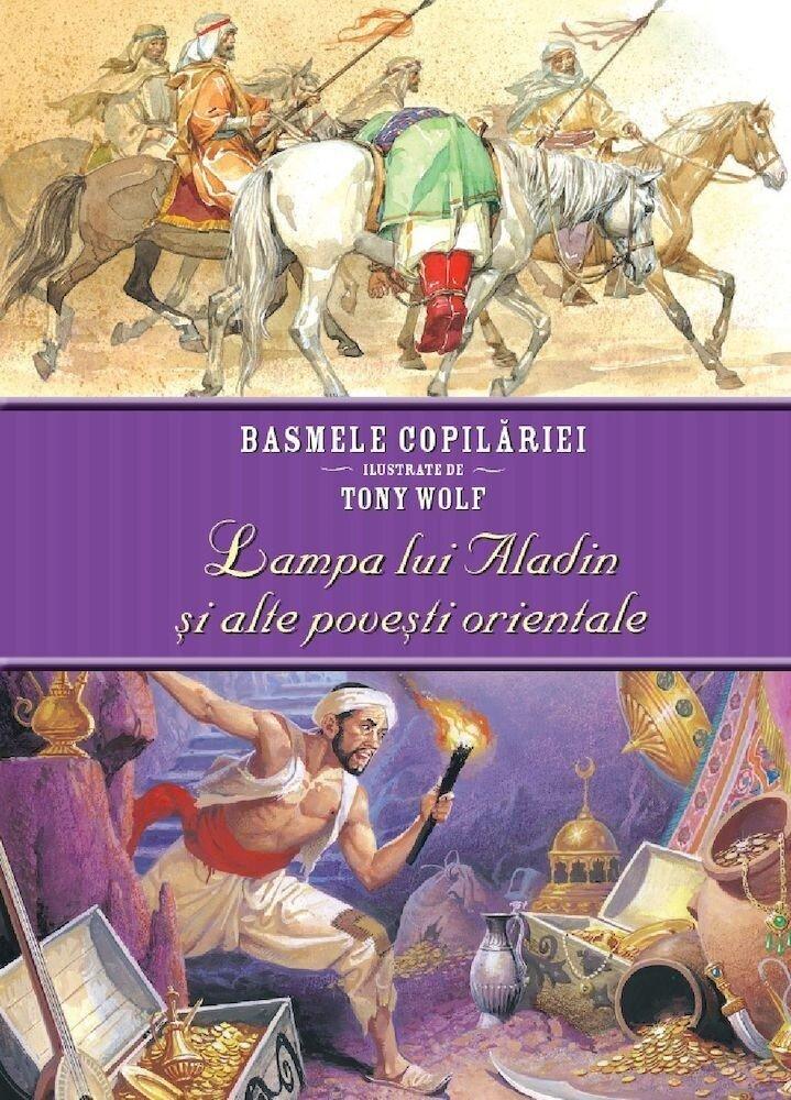 Lampa lui Aladin si alte povesti orientale