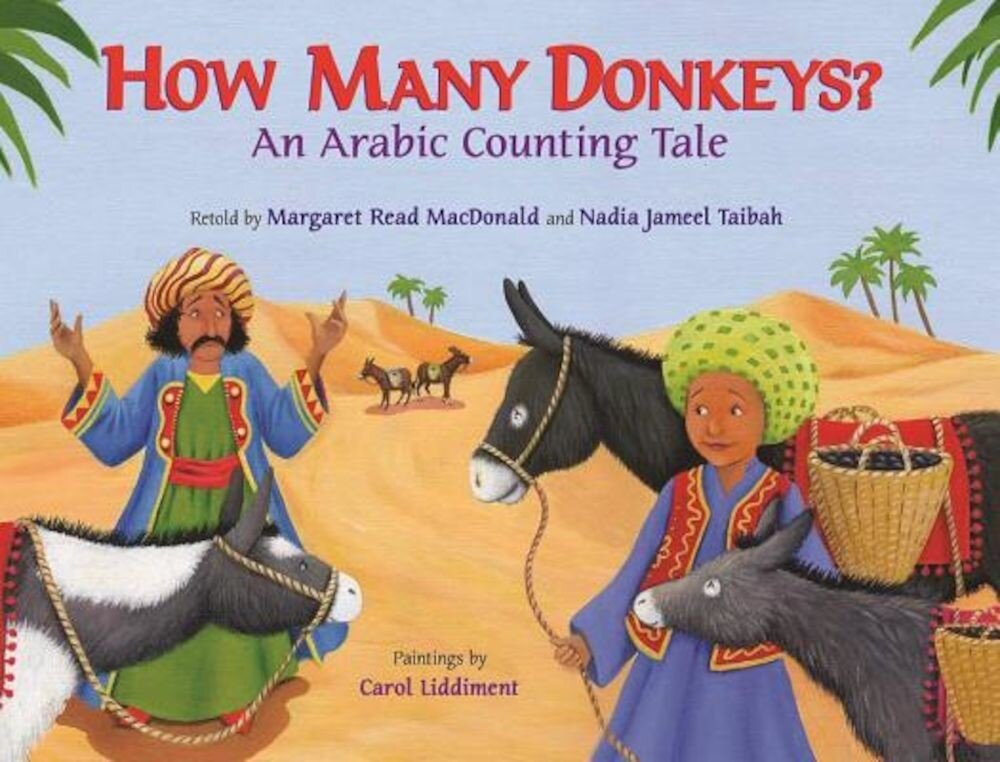 How Many Donkeys?: An Arabic Counting Tale, Paperback