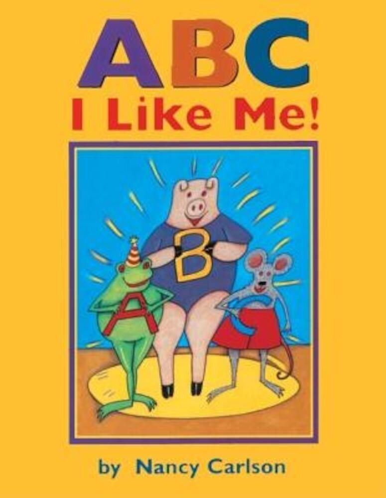 ABC I Like Me!, Hardcover