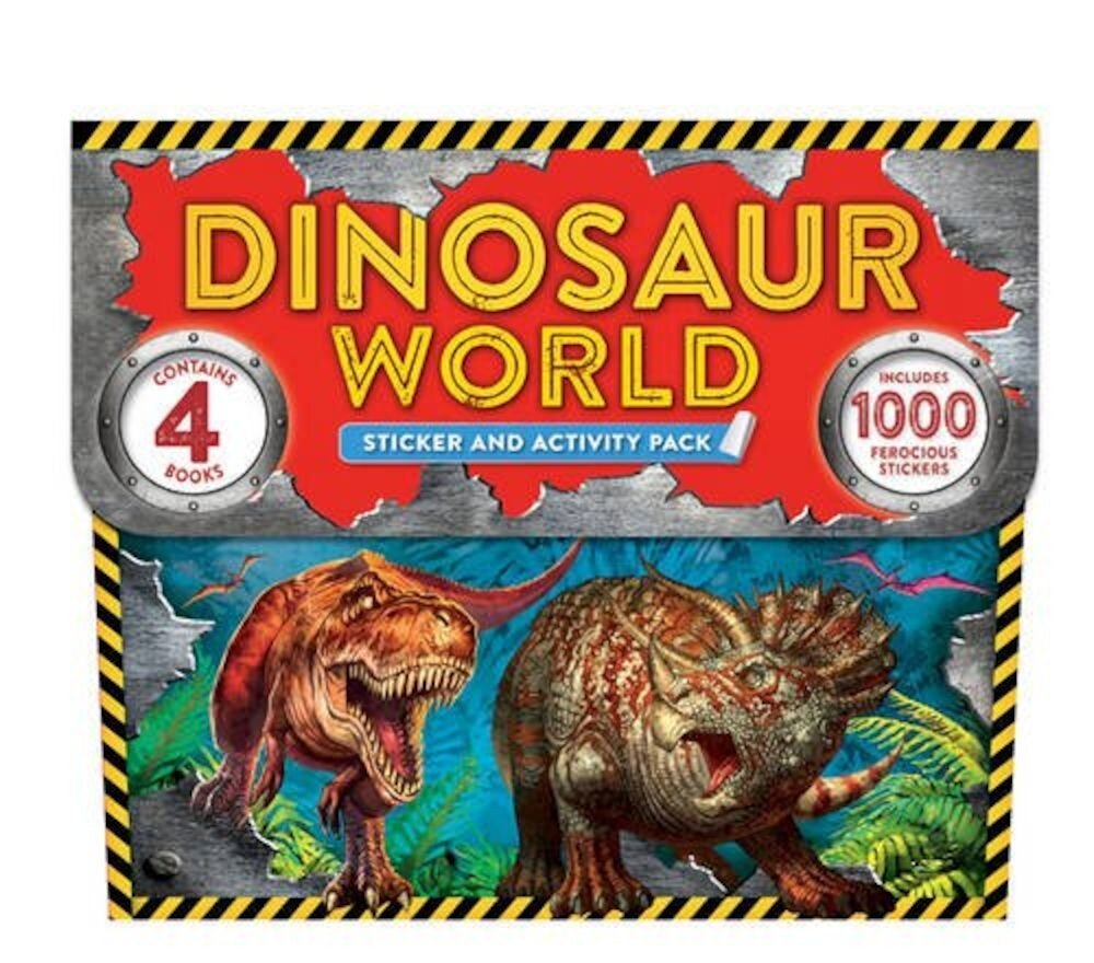 Dinosaur World Wallet