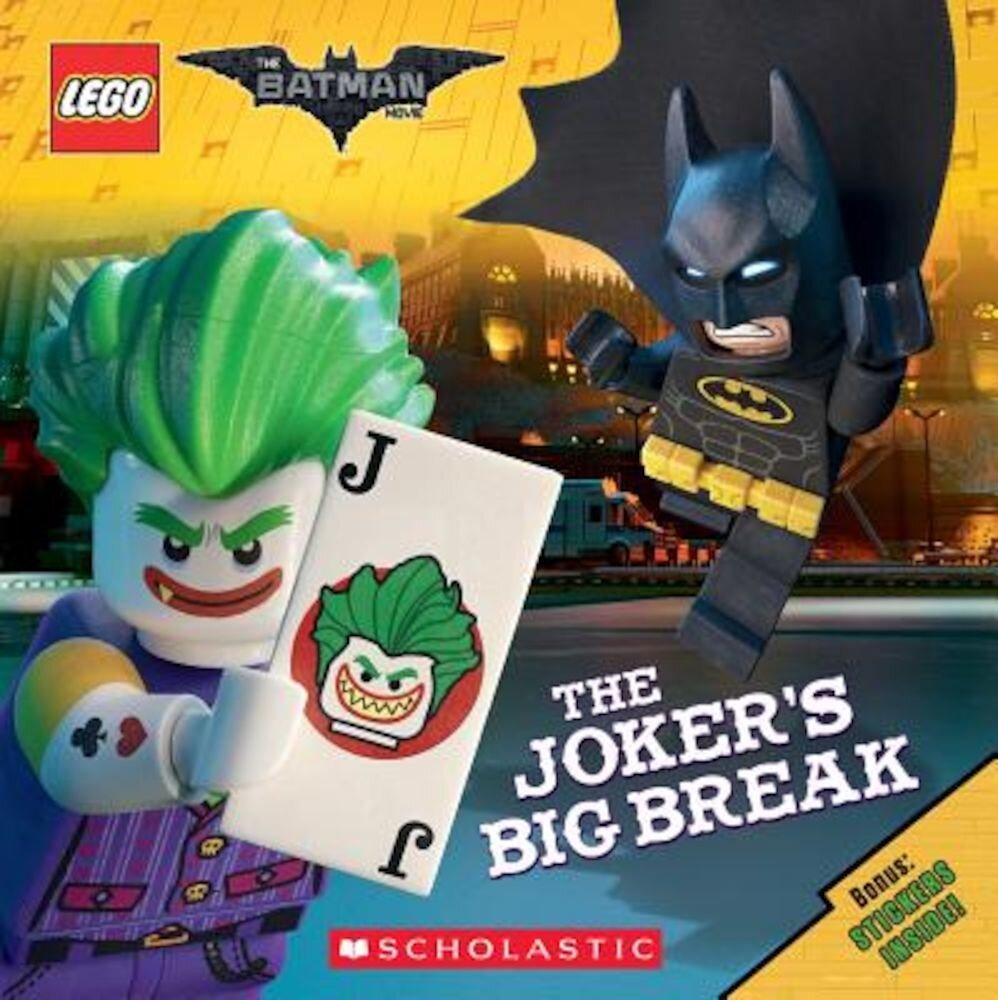 The Joker's Big Break (the Lego Batman Movie: 8x8), Paperback