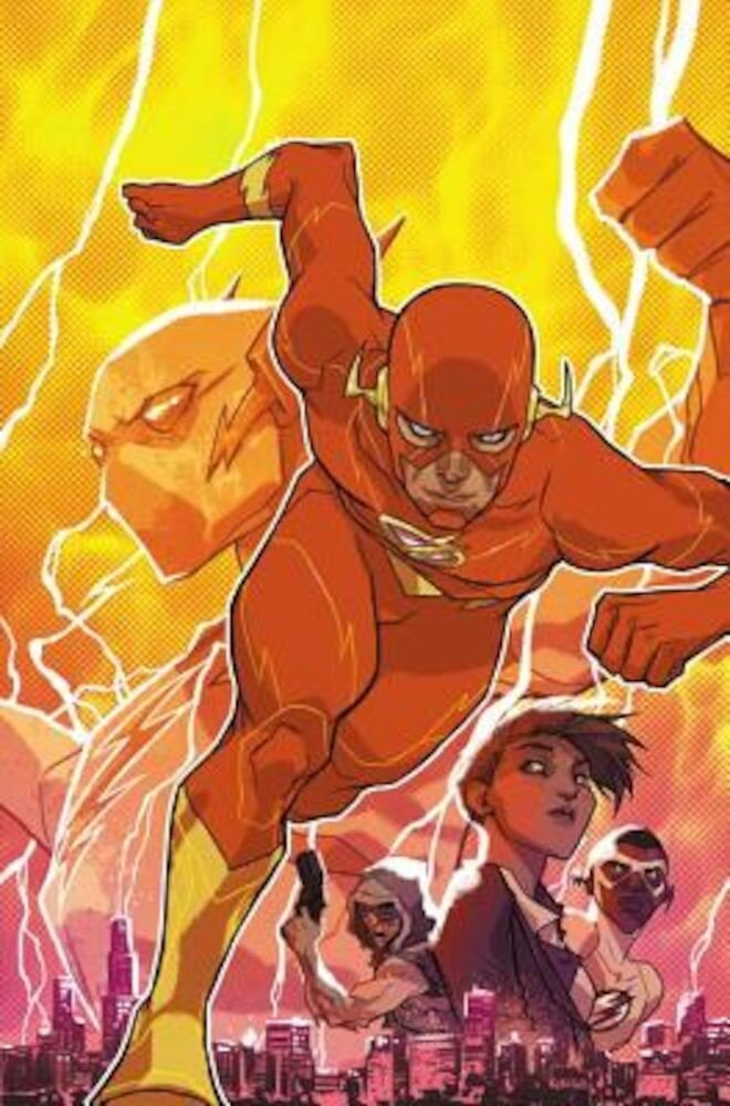 The Flash: The Rebirth Deluxe Edition Book 1 (Rebirth), Hardcover